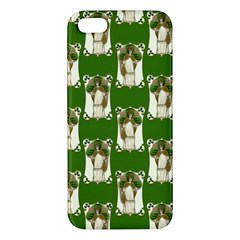 Victorian St Patrick s Day iPhone 5 Premium Hardshell Case