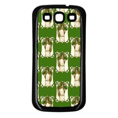 Victorian St Patrick s Day Samsung Galaxy S3 Back Case (Black)