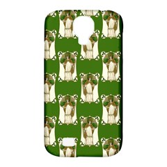 Victorian St Patrick s Day Samsung Galaxy S4 Classic Hardshell Case (PC+Silicone)