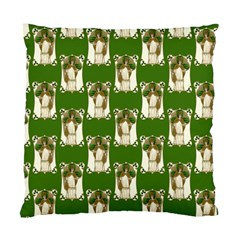 Victorian St Patrick s Day Cushion Case (Single Sided)