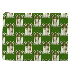 Victorian St Patrick s Day Cosmetic Bag (XXL)