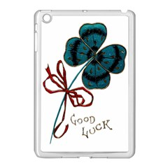 Victorian St Patrick s Day Apple iPad Mini Case (White)