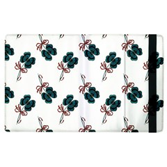 Victorian St Patrick s Day Apple iPad 2 Flip Case
