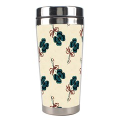 Victorian St Patrick s Day Stainless Steel Travel Tumbler