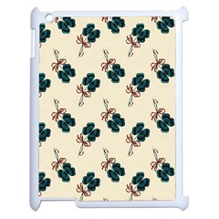 Victorian St Patrick s Day Apple iPad 2 Case (White)