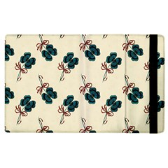 Victorian St Patrick s Day Apple iPad 3/4 Flip Case