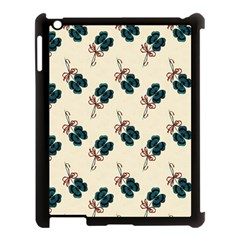 Victorian St Patrick s Day Apple iPad 3/4 Case (Black)