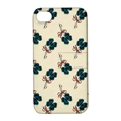 Victorian St Patrick s Day Apple iPhone 4/4S Hardshell Case with Stand