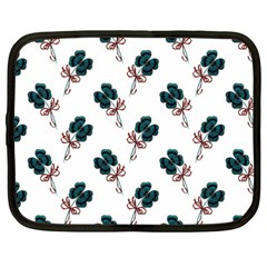 Victorian St Patrick s Day Netbook Sleeve (XXL)
