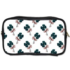 Victorian St Patrick s Day Travel Toiletry Bag (Two Sides)