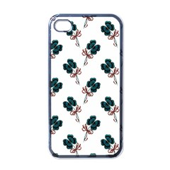 Victorian St Patrick s Day Apple iPhone 4 Case (Black)