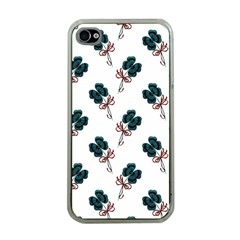 Victorian St Patrick s Day Apple iPhone 4 Case (Clear)