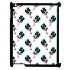 Victorian St Patrick s Day Apple iPad 2 Case (Black)