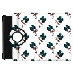 Victorian St Patrick s Day Kindle Fire HD 7  (1st Gen) Flip 360 Case