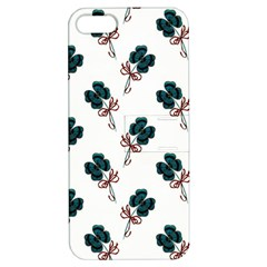 Victorian St Patrick s Day Apple iPhone 5 Hardshell Case with Stand