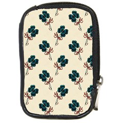 Victorian St Patrick s Day Compact Camera Leather Case