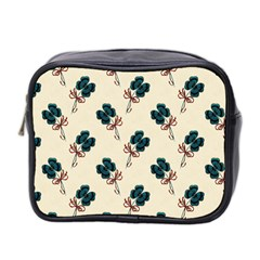 Victorian St Patrick s Day Mini Travel Toiletry Bag (Two Sides)