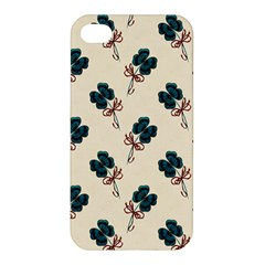 Victorian St Patrick s Day Apple iPhone 4/4S Hardshell Case