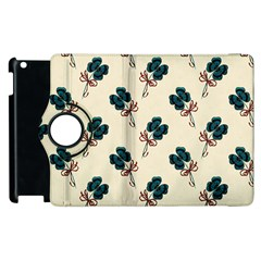 Victorian St Patrick s Day Apple iPad 3/4 Flip 360 Case