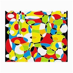 Interlocking Circles Glasses Cloth (small)