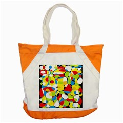 Interlocking Circles Accent Tote Bag