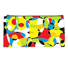 Interlocking Circles Pencil Case