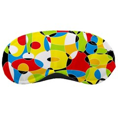 Interlocking Circles Sleeping Mask