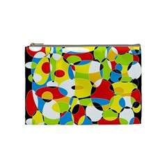 Interlocking Circles Cosmetic Bag (Medium)