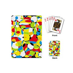 Interlocking Circles Playing Cards (mini)