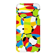 Interlocking Circles Apple Ipod Touch 5 Hardshell Case