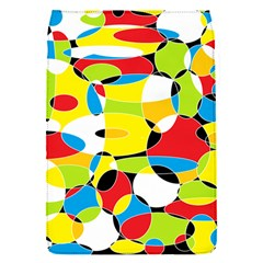 Interlocking Circles Removable Flap Cover (Small)