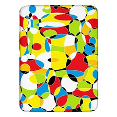 Interlocking Circles Samsung Galaxy Tab 3 (10.1 ) P5200 Hardshell Case