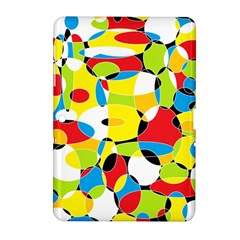 Interlocking Circles Samsung Galaxy Tab 2 (10.1 ) P5100 Hardshell Case