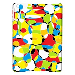 Interlocking Circles Apple iPad Air Hardshell Case