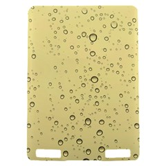 Yellow Water Droplets Kindle Touch 3G Hardshell Case