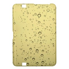 Yellow Water Droplets Kindle Fire HD 8.9  Hardshell Case