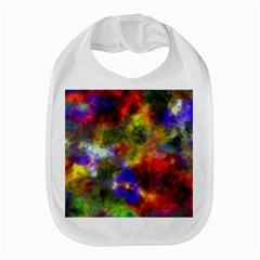 Deep Watercolors Bib