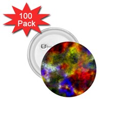 Deep Watercolors 1.75  Button (100 pack)