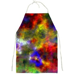 Deep Watercolors Apron