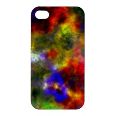 Deep Watercolors Apple iPhone 4/4S Hardshell Case