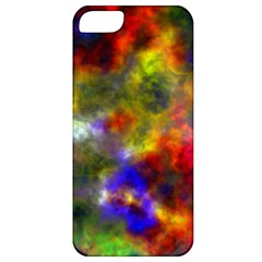 Deep Watercolors Apple iPhone 5 Classic Hardshell Case