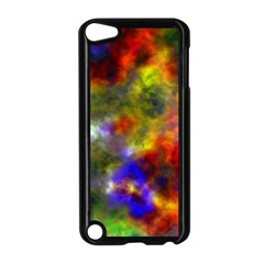 Deep Watercolors Apple iPod Touch 5 Case (Black)