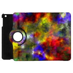 Deep Watercolors Apple iPad Mini Flip 360 Case