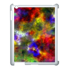 Deep Watercolors Apple Ipad 3/4 Case (white)