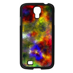 Deep Watercolors Samsung Galaxy S4 I9500/ I9505 Case (black)