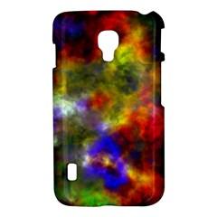 Deep Watercolors LG P715 (Optimus L7 II) Hardshell Case