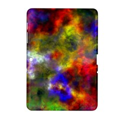 Deep Watercolors Samsung Galaxy Tab 2 (10.1 ) P5100 Hardshell Case