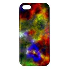 Deep Watercolors iPhone 5S Premium Hardshell Case