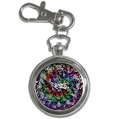 Urock Musicians Twisted Rainbow Notes  Key Chain Watch