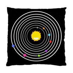 Solar System Cushion Case (Two Sided)